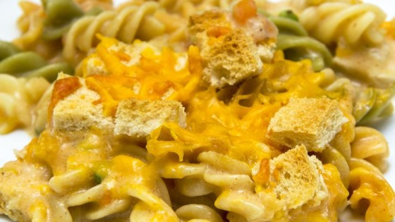 Photo of Chicken Noodle Casserole II by Heather