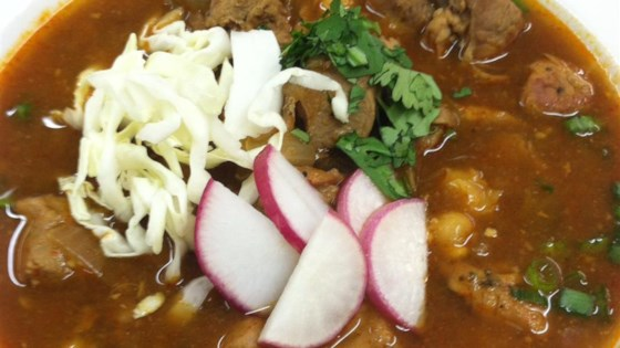 Photo of Traditional Pork Posole by mic_babe