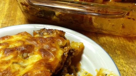 Photo of Potato Pizza Casserole by Jana