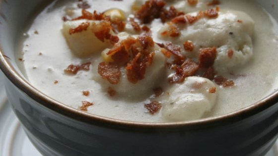 Photo of Bacon Chicken and Dumplings by Rebecca Swift