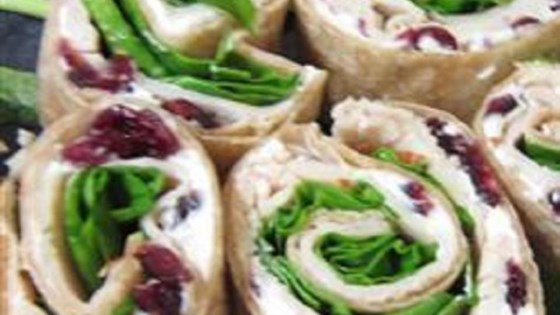 Photo of Turkey, Cranberry, and Spinach Roll-Ups by Kelly B