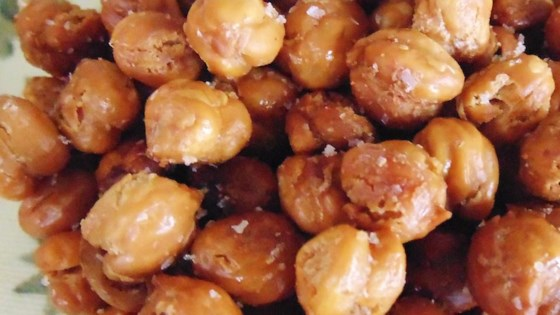Photo of Easy Roasted Chickpeas by Capepointfisherman