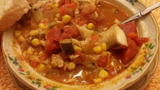 Photo of Spicy Catfish Chowder by L Mac