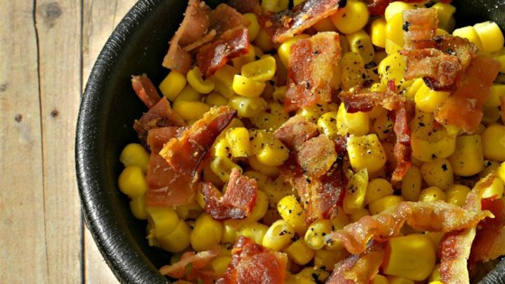 Photo of Corn and Bacon by nyxnx