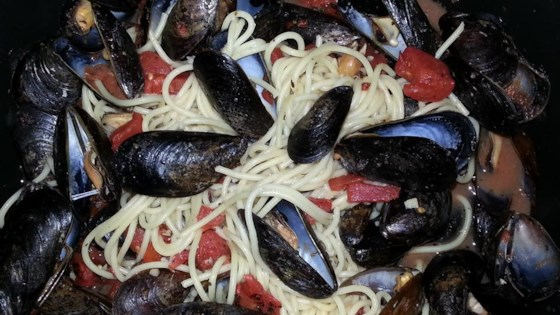 Photo of Mussels Marinara di Amore by donnamaria