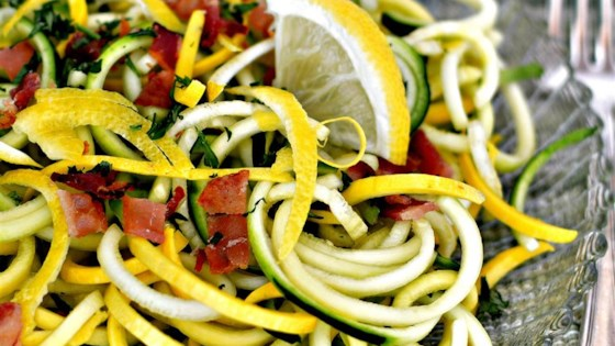 Photo of Refreshing Summer Squash Salad by T.J.