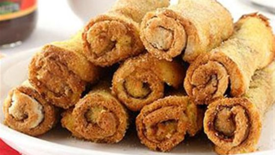 Photo of French Toast Roll-Ups from Musselman's® Apple Butter by Musselman's® Apple Butter
