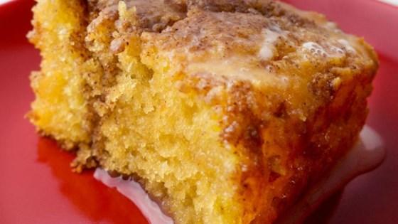 Cinnamon Honeybun Cake