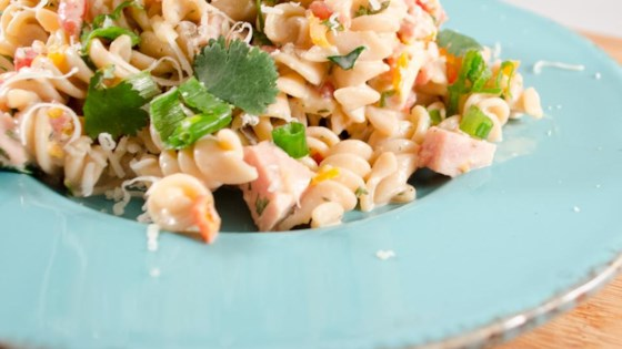 Photo of Fresh Summertime Bow-Tie Ham Salad by AbbiCarp