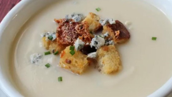 Photo of Roasted Apple and Parsnip Soup by Chef John