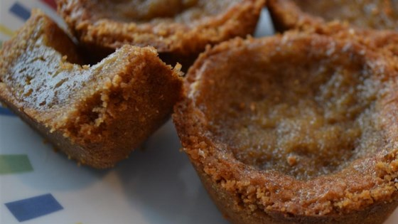 Photo of Graham Crust Butter Tarts by Mrs Durocher