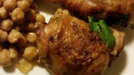 Photo of Leah's Chicken with Chickpeas by Leah