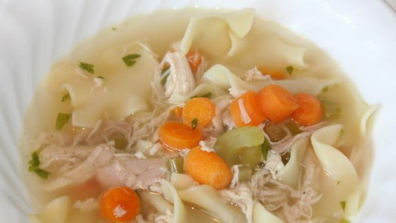 Awesome Chicken Noodle Soup Recipe Allrecipes
