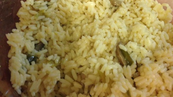 Photo of Quick Mushroom Rice  by Sharol