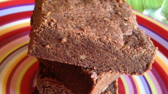 Photo of Vegan Peanut Butter Brownies by AudB