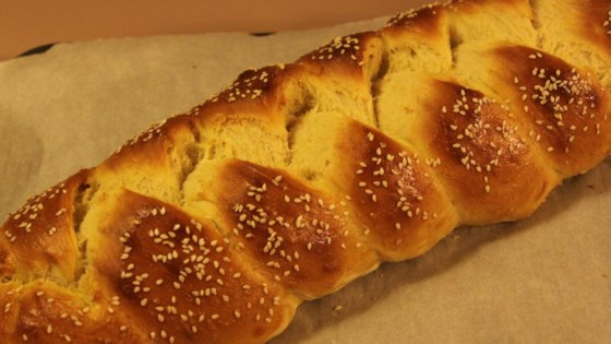 Easy Challah Bread Recipe - Allrecipes com