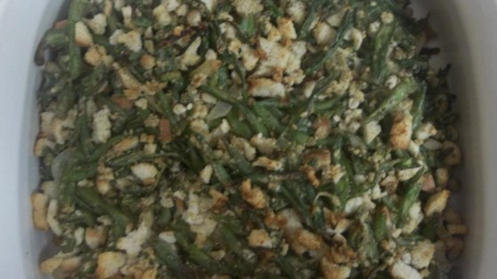 French Green Bean Stuffing
