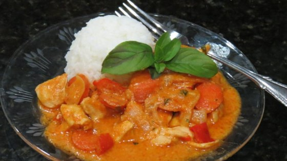 Photo of Maple Chicken Curry by EJackman