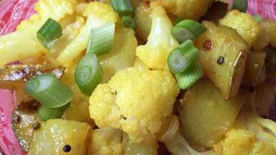 Photo of Nitya's Cauliflower by mecrazy