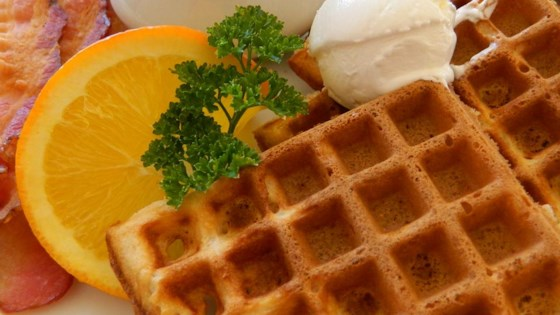 Photo of Easy Malted Waffles by hlfchinagrl