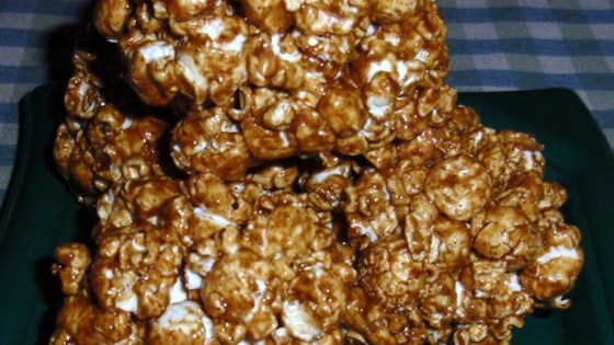 Photo of Spiced Popcorn Balls by Erin Forton