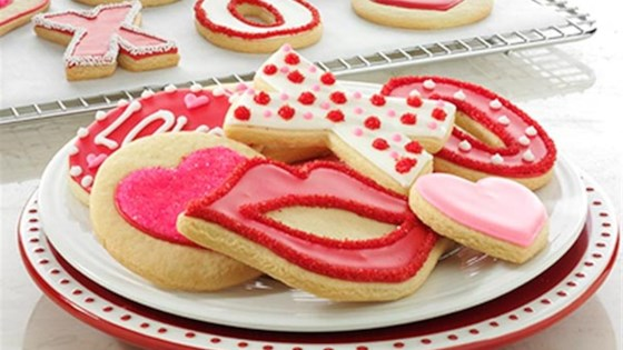 Photo of Valentine's Day Cookies from Reynolds® Kitchens by Reynolds Kitchens®