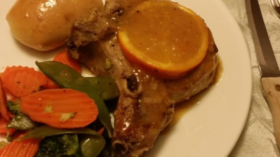 Photo of Orange Pork Chops with Tarragon by HAC3