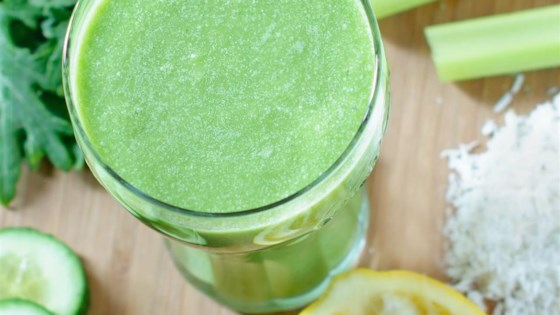 Photo of Best Green Juice Recipe by Linh Duong