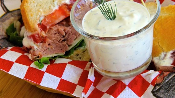 Photo of Roast Beef Horseradish Sauce by Annie's Recipes
