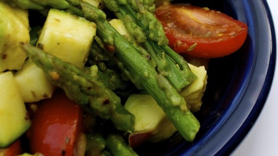 Photo of Asparagus Avocado Medley Evonne Style by evonnecpa