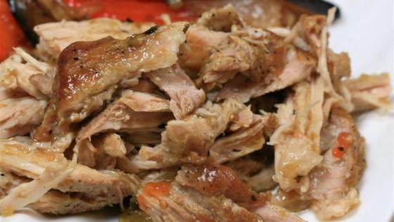 Photo of Salsa Verde Pork by GANGBrown
