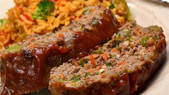 Photo of Momma's Healthy Meatloaf by NOLAMom