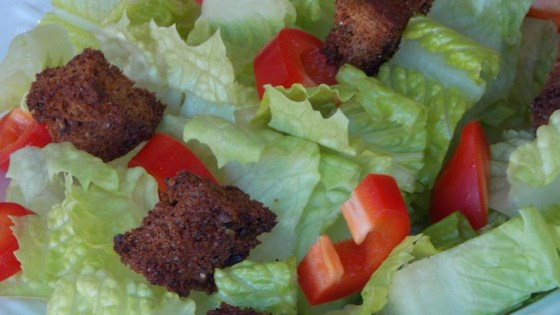 Photo of Chefkatie's Whole Wheat Croutons by ChefKatie
