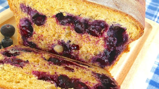 Photo of Blueberry Anadama Bread by JJOHN32
