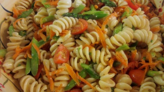 Photo of Whole Wheat Rotini Pasta Salad by tlabrum