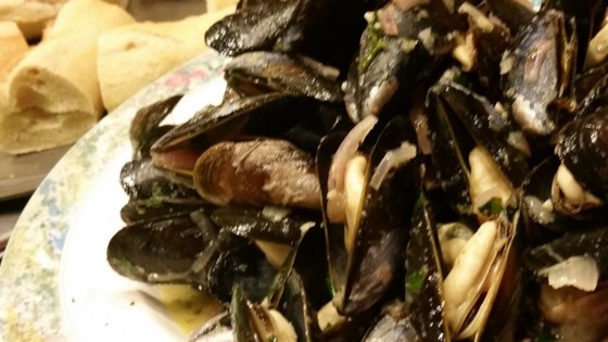 Photo of Curried Mussels by Soundergirl25