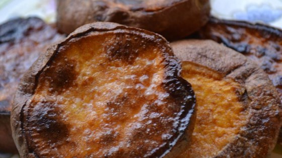 Photo of Broiled Sweet Potatoes by Maria Watson