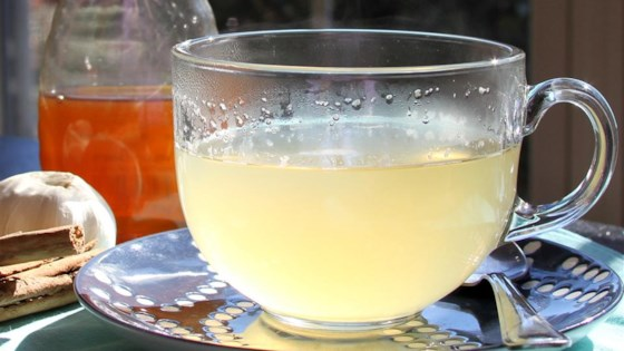 Ultimate Cold Relief Home Remedy Tea