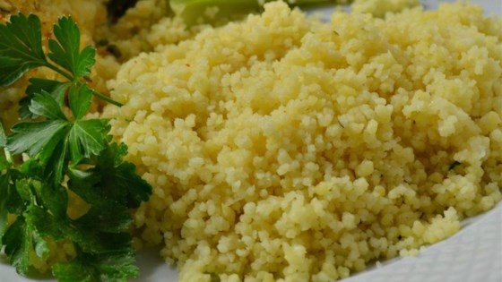 Photo of Garlic and Ginger Couscous by kmastin08