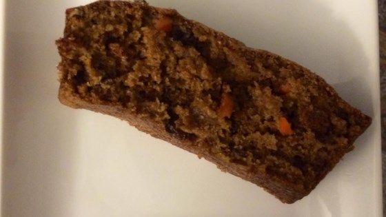 Photo of Mary Anne's Moist and Nutty Carrot Loaf by P.Weiss