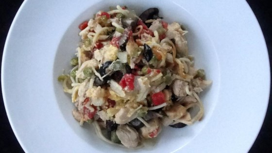 Photo of Chicken RO*TEL® Spaghetti by Debbie Thesman Wright