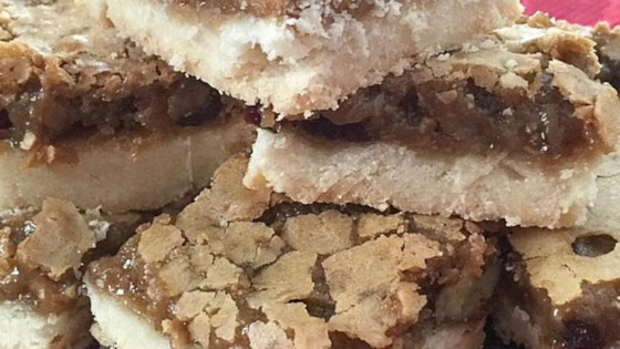 Photo of Sonrisa's Butter Tart Squares by Sonrisa