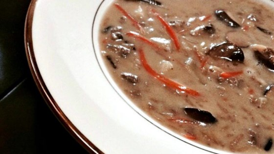 Photo of Wild Rice Cheese Soup by Heather