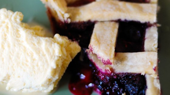 Photo of Blueberry Pie by ASHESP