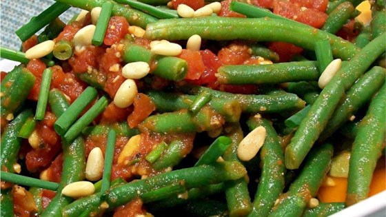 Photo of Spanish Green Beans and Tomatoes by jed