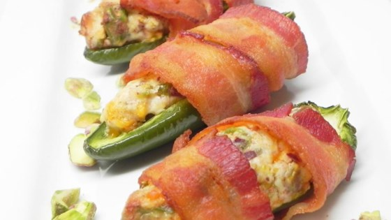 Photo of Pistachio-Stuffed Jalapenos by Becki Schneider Noy