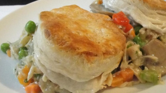 Photo of Easy A La King Biscuit Casserole by sal
