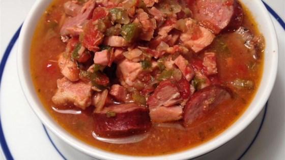 Photo of Meaty Slow Cooker Jambalaya by Mertz1827