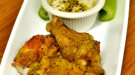 Photo of Lemon Pepper Wings by EatThis
