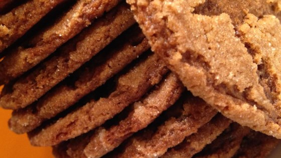 Photo of Eloise's Ginger Cookies by Tri-Anne's Recipe